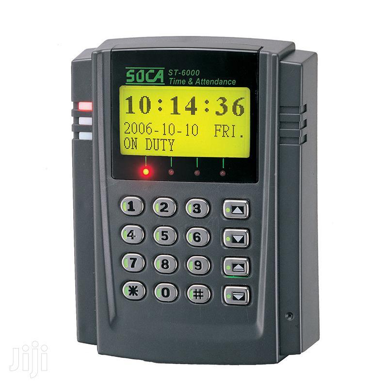 Access Control System- Soca St 6000