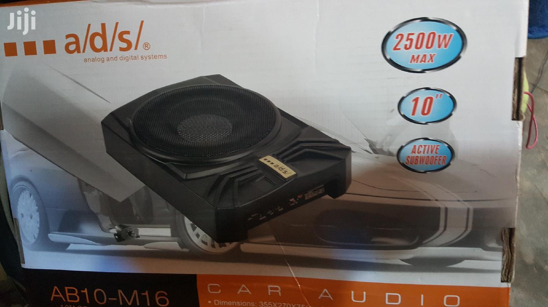 """Car Audio 10""""Active Subwoofer"""