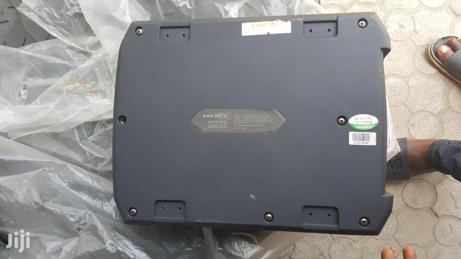 """Car Audio 10""""Active Subwoofer   Vehicle Parts & Accessories for sale in Ojo, Lagos State, Nigeria"""