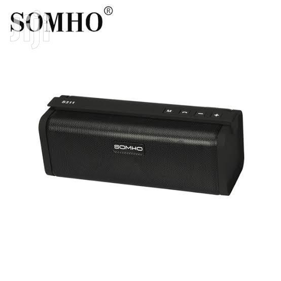 Somho Portable Bluetooth Speaker Mini S311 | Audio & Music Equipment for sale in Ikeja, Lagos State, Nigeria