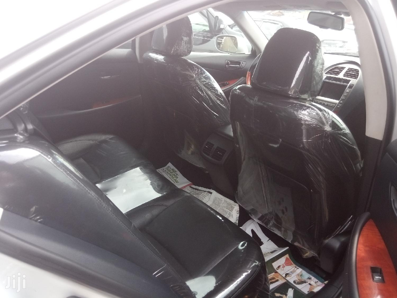 Lexus ES 2009 350 Silver   Cars for sale in Apapa, Lagos State, Nigeria