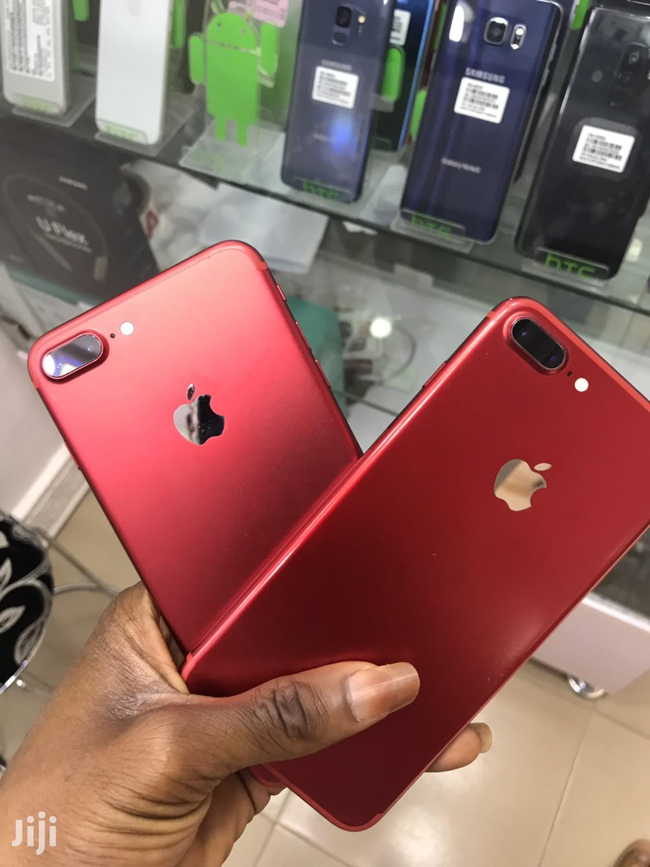 Apple iPhone 7 Plus 32 GB Red | Mobile Phones for sale in Ikeja, Lagos State, Nigeria