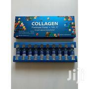 Collagen Platinum Forte & Vitamin C Quick Whitening Injection | Vitamins & Supplements for sale in Lagos State