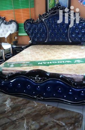 Newly Imported Royal Bed With High Standard Quality   Furniture for sale in Lagos State, Lekki