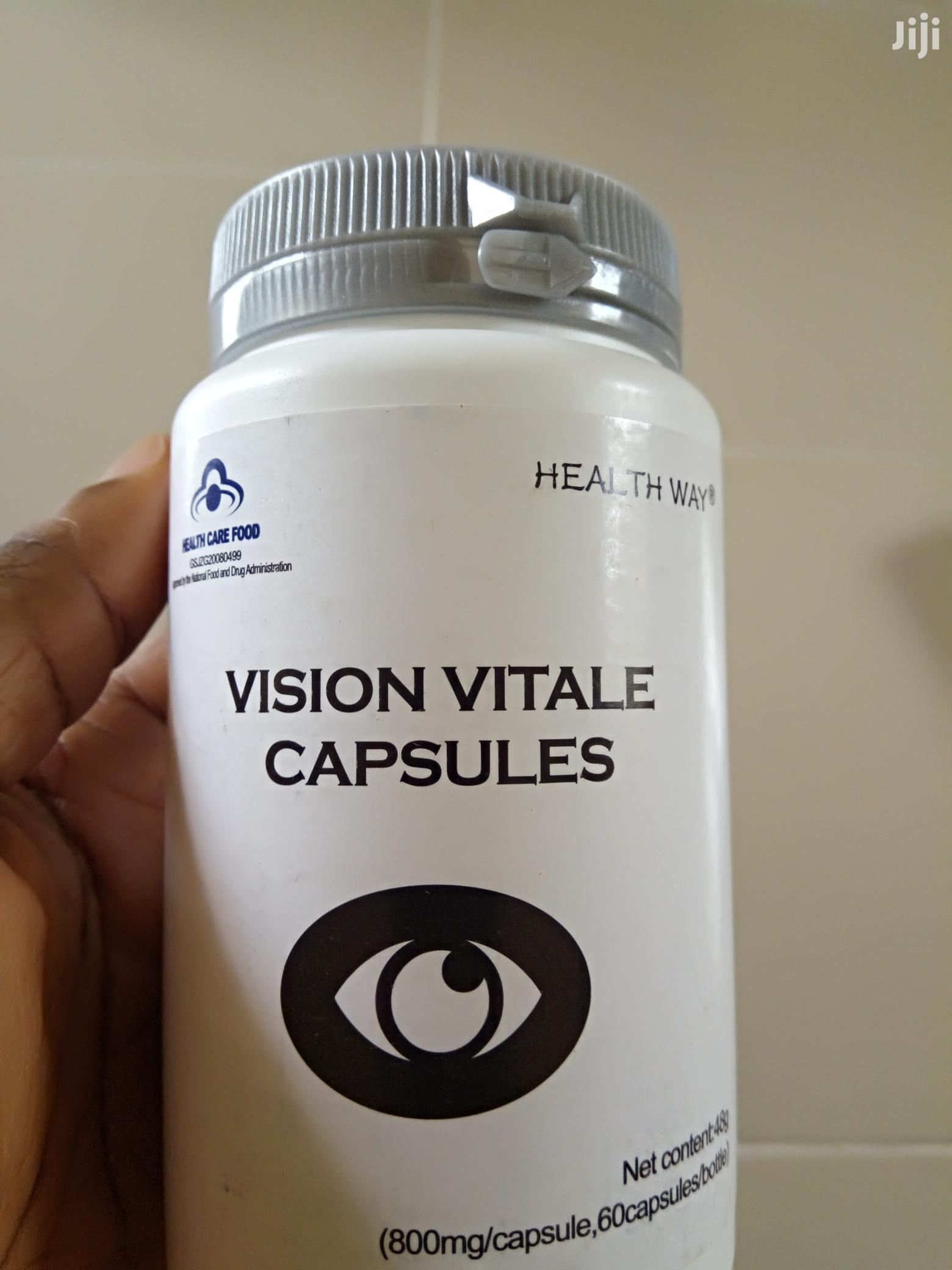 Say Goodbye To Glasses And Yes To Norland Vision Vitale Capsules