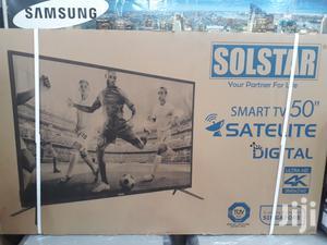 Solstar Satellite TV 50inch | TV & DVD Equipment for sale in Lagos State, Yaba