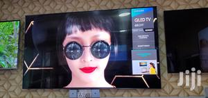 2018 65'' Q9F Samsung Qled 4K Certified Ultra HD Premium Hdr 2000 TV | TV & DVD Equipment for sale in Lagos State, Ojo