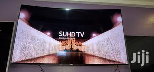 """65"""" Samsung Curved Smart Suhd Hdr Ultra 4K TV Ue65ks9000 
