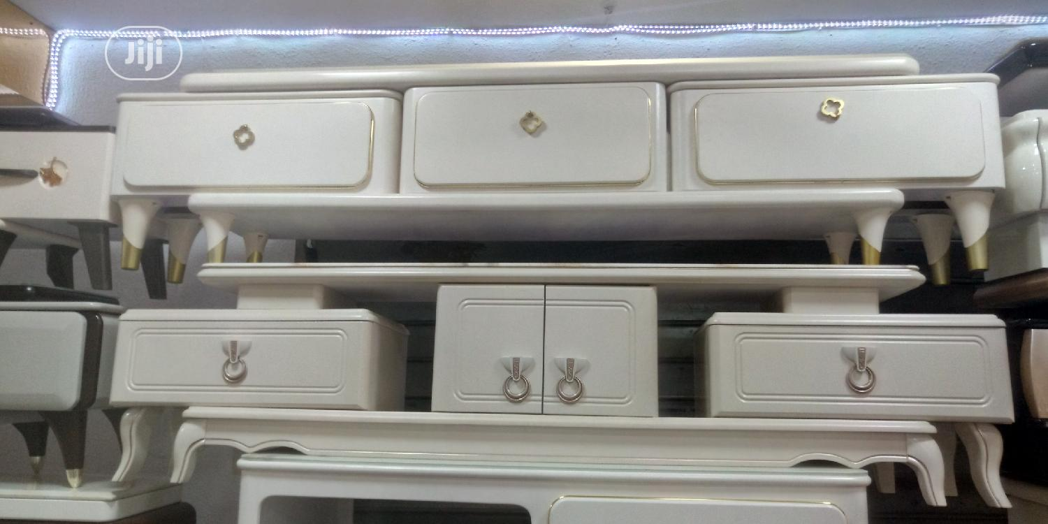 Long Size Ajustable Tv Stand