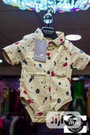 Baby Short Sleeve Body Suit | Children's Clothing for sale in Lagos State, Ojodu