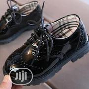 Kids Black Boy School or Party Lace Up Shoe   Children's Shoes for sale in Oyo State, Ibadan