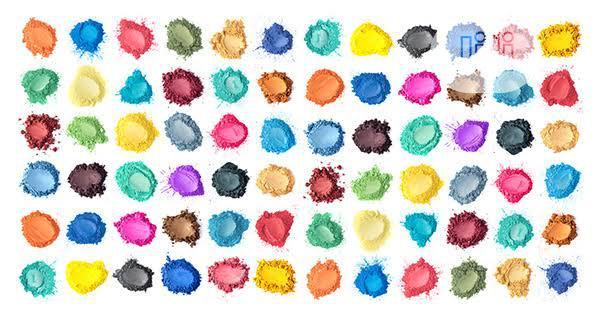 Mica Colouring Powder Organic Powder