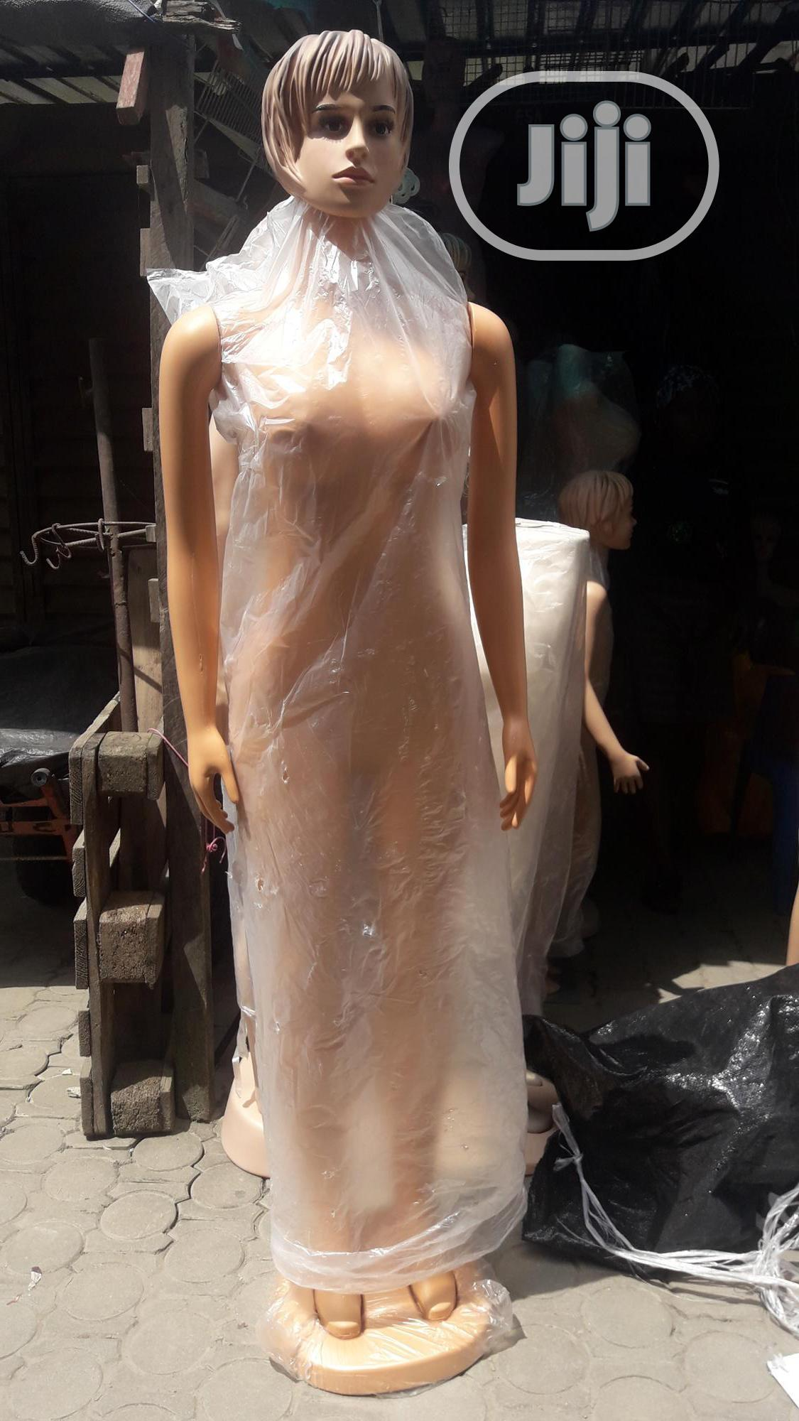 Complete Female Mannequin/Dummy