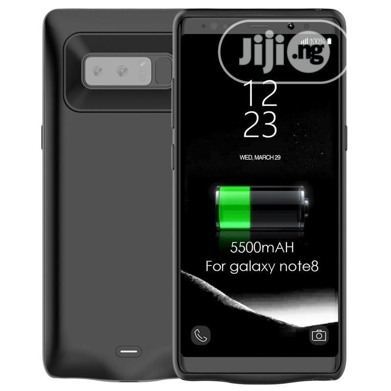 Galaxy S9external Battery 5000mah Power Bank Case