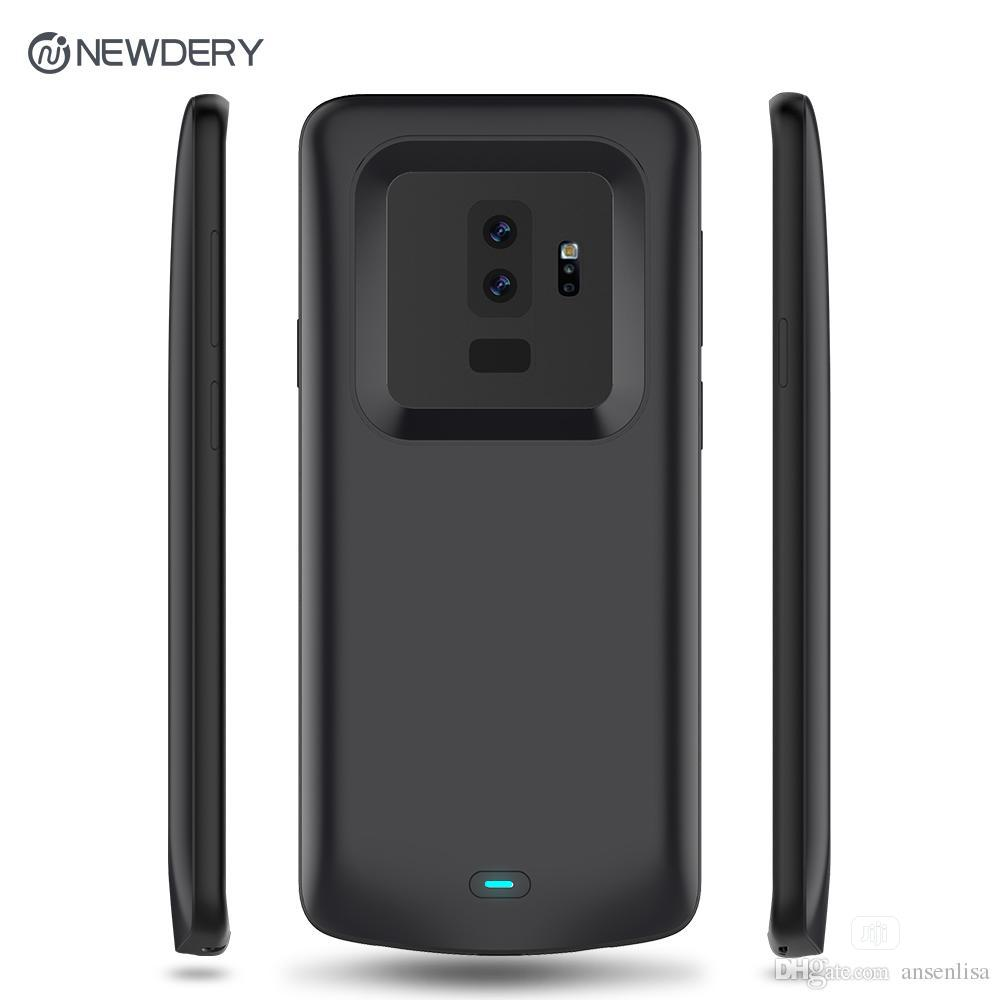 Galaxy S9external Battery 5000mah Power Bank Case | Accessories for Mobile Phones & Tablets for sale in Ikeja, Lagos State, Nigeria