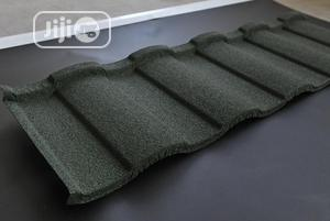 Hertage Gerard Stone Coated Roof Metro Rain Gutter | Building Materials for sale in Lagos State, Apapa