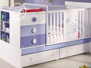 Baby Cot Plus Set Of Drawers | Children's Furniture for sale in Lagos State, Ikeja