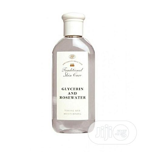Boots Glycerin Rose Water - 200ml