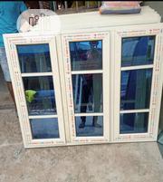 EBM Aluminium Casement Windows With Burglary And Net | Windows for sale in Lagos State, Lagos Island
