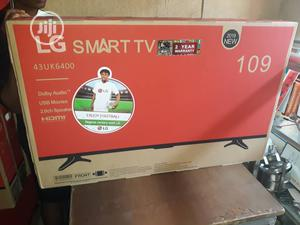 LG 43 Inches Smart Led 4k Televisions | TV & DVD Equipment for sale in Lagos State, Ojo