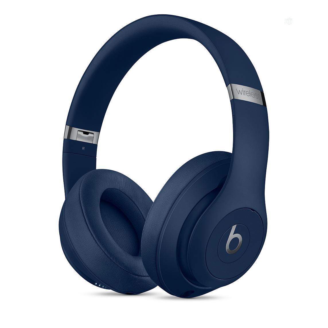 Original Beats Studio 3 Wireless Headphones