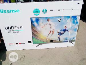 Hisense 70inch Led Smart TV | TV & DVD Equipment for sale in Lagos State, Ojo