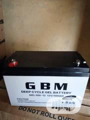 Gbm Battery 100ah | Solar Energy for sale in Lagos State, Ojo