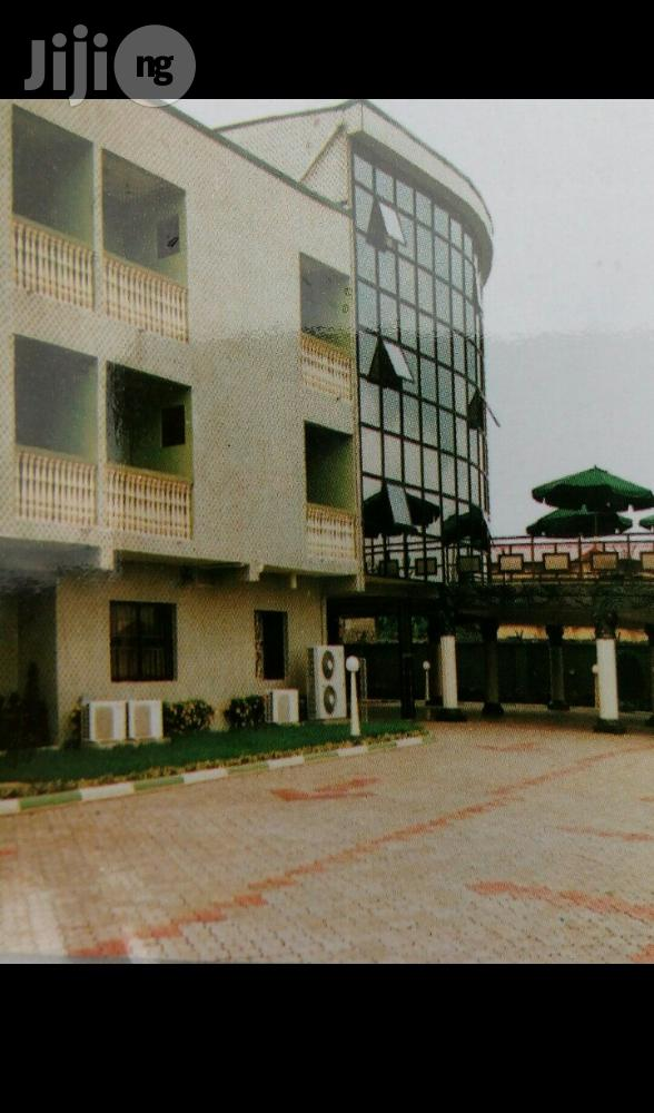 Five Star Hotel for Sale in Delta State With C of O