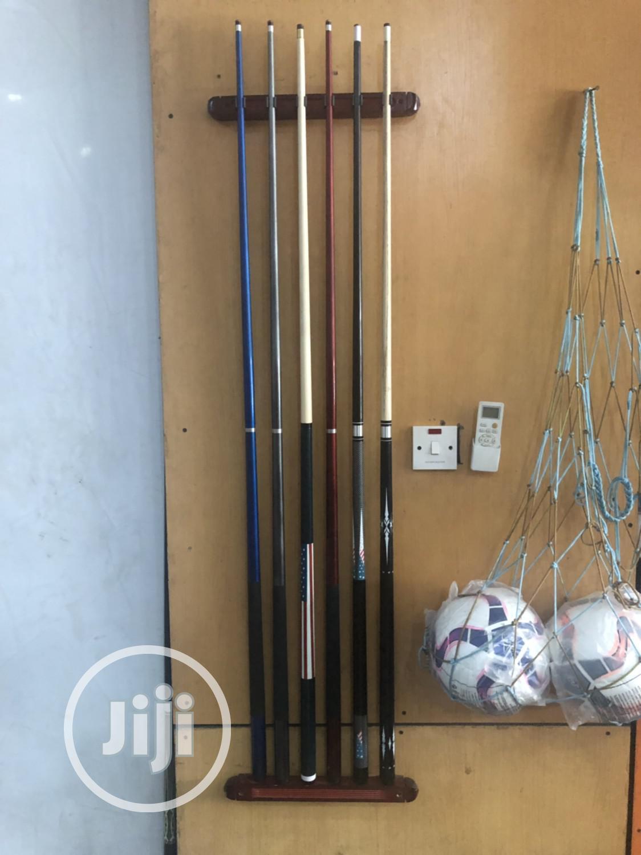 Original Snooker Stick