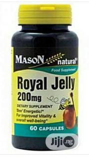 Mason Natural Royal Jelly 200mg | Vitamins & Supplements for sale in Lagos State, Gbagada