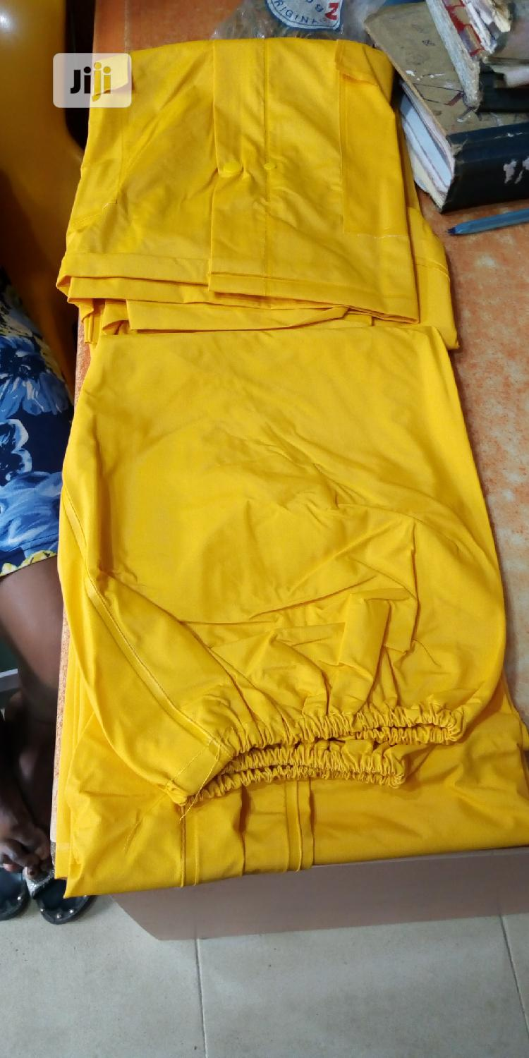 Safety Rain Coat.   Safetywear & Equipment for sale in Orile, Lagos State, Nigeria