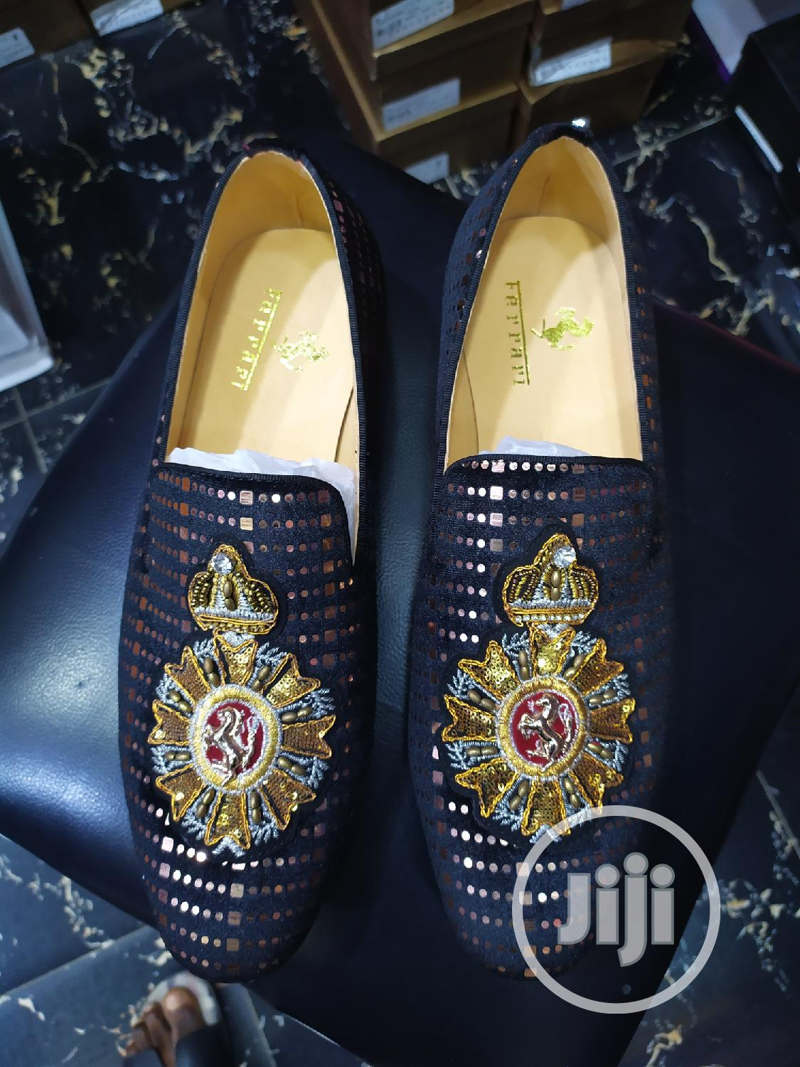 Gucci, Christian Louboutin, Versace Louis Vuitton Brand Collections | Shoes for sale in Lagos Island (Eko), Lagos State, Nigeria