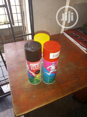 Abro Spray Paint. | Building Materials for sale in Lagos State, Orile