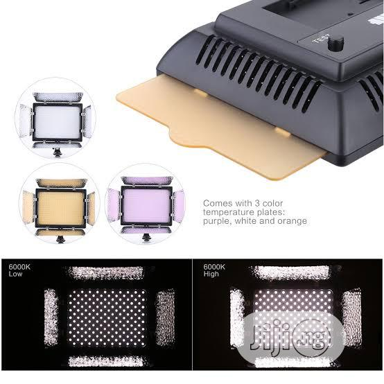Archive: W300 18W LED Video Light Lamp Dimmable