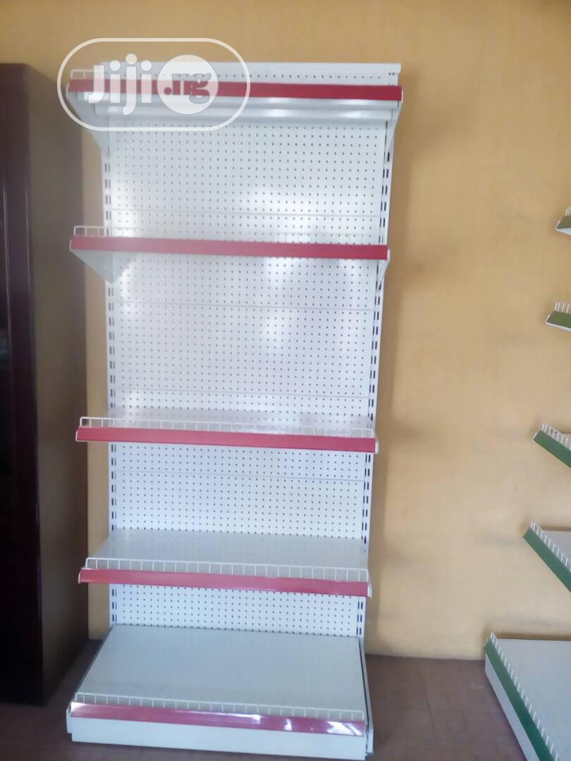 Supermarket Shelves | Store Equipment for sale in Ojo, Lagos State, Nigeria
