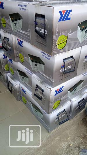 12v 200ah Battery | Solar Energy for sale in Lagos State, Ojota