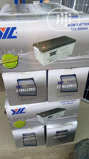 12v 200ah Battery | Electrical Equipment for sale in Lagos State, Lekki