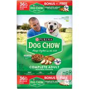 Quality Original Dog Chow Puppy And Adult Dog Crunchy Dry Food Big Bag   Pet's Accessories for sale in Lagos State, Victoria Island