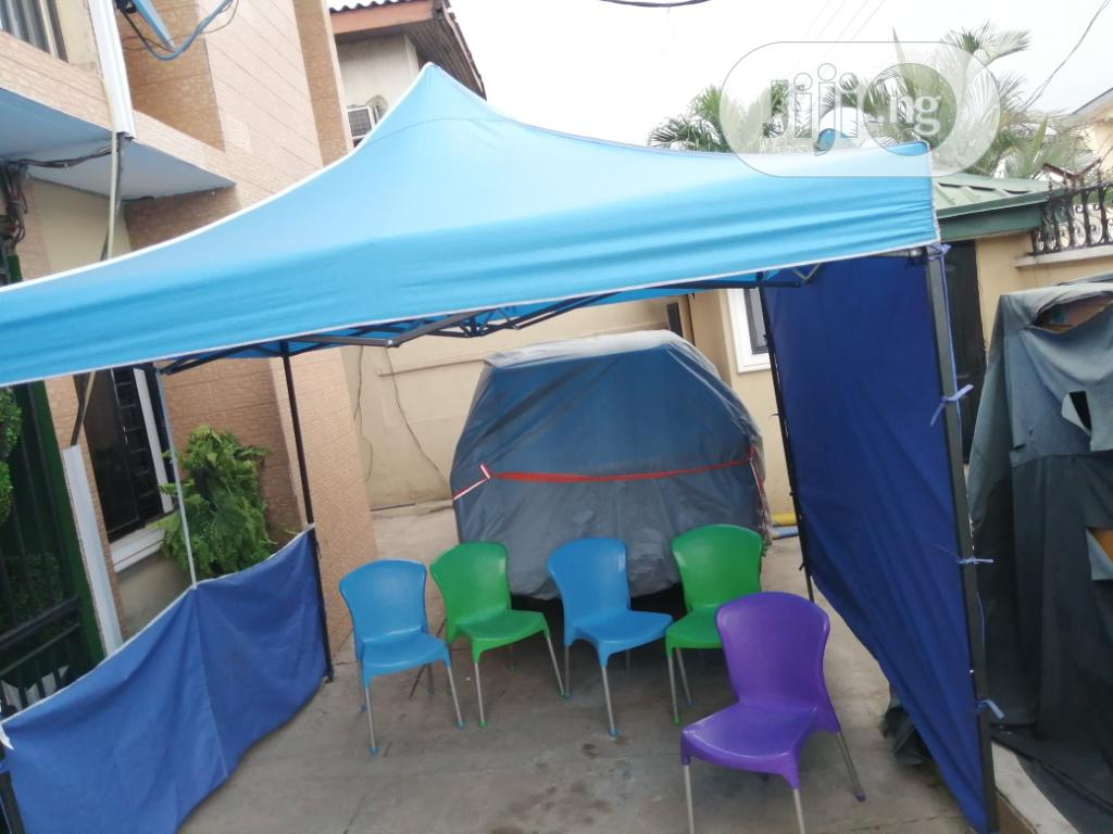 Durable Half/Full Cover Gazebo At Sale At Best Cost Nationwide