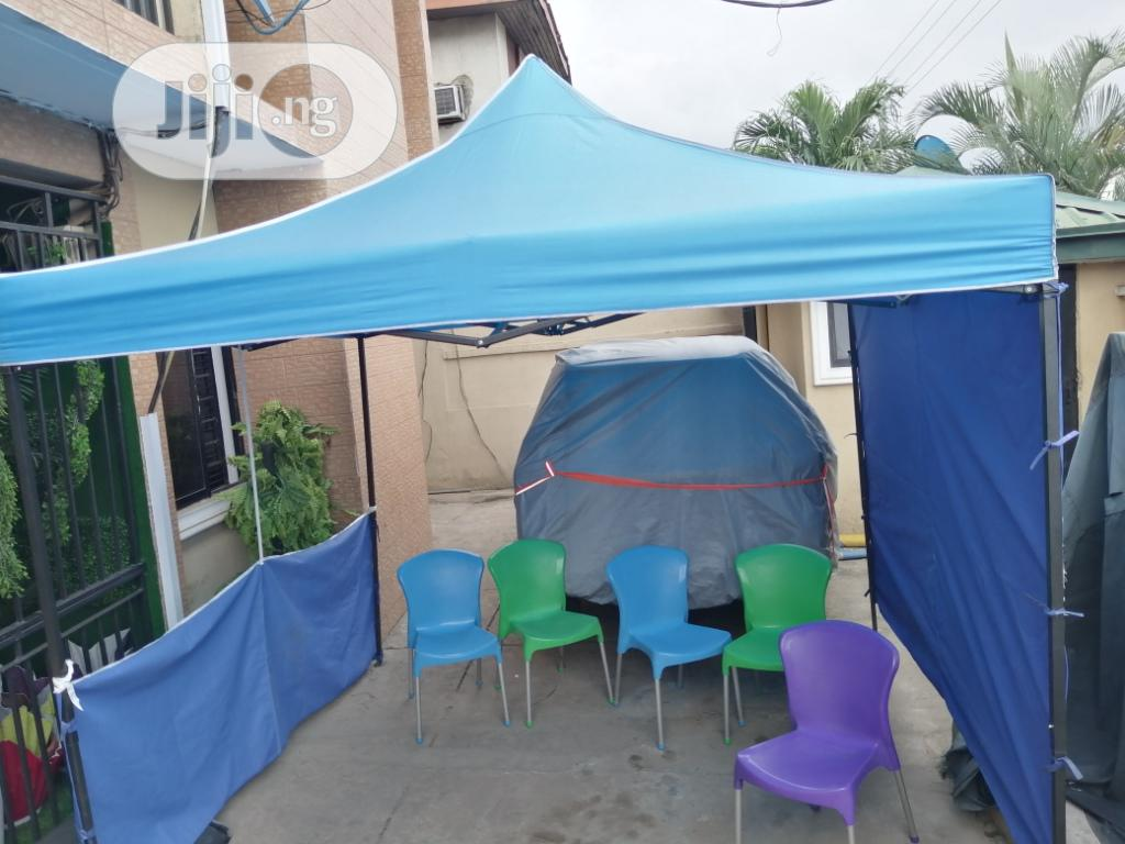 Durable Half/Full Cover Gazebo At Sale At Best Cost Nationwide | Garden for sale in Lafia, Nasarawa State, Nigeria