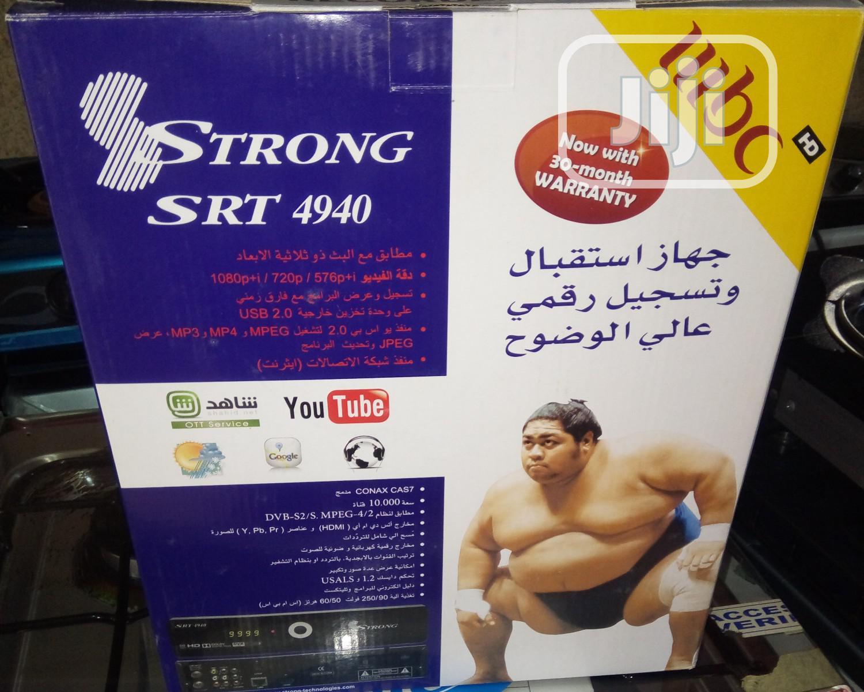 Strong Decoder 4940