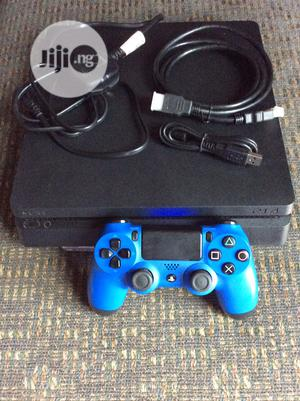 Ps4 Slim + Controller + Fifa 21 + Mk 11 and 5 Game   Video Game Consoles for sale in Abuja (FCT) State, Jabi