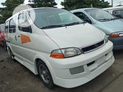 Toyota HiAce 2004 White | Cars for sale in Lagos State, Apapa