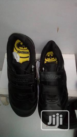 Black School Shoes For Boys By George Q | Children's Shoes for sale in Lagos State, Lagos Island (Eko)