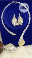 Hanging Choker Necklace Set | Jewelry for sale in Ikotun/Igando, Lagos State, Nigeria