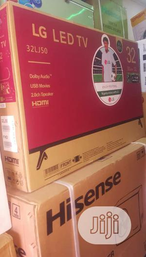 Brand New Original LG 32 Inches LED Television Full HD   TV & DVD Equipment for sale in Lagos State, Ojo