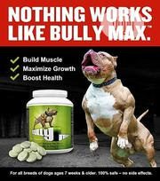 Bully Max Dog Muscle Builder Supplement - Dog Protein Ehnancer | Pet's Accessories for sale in Lagos State, Victoria Island