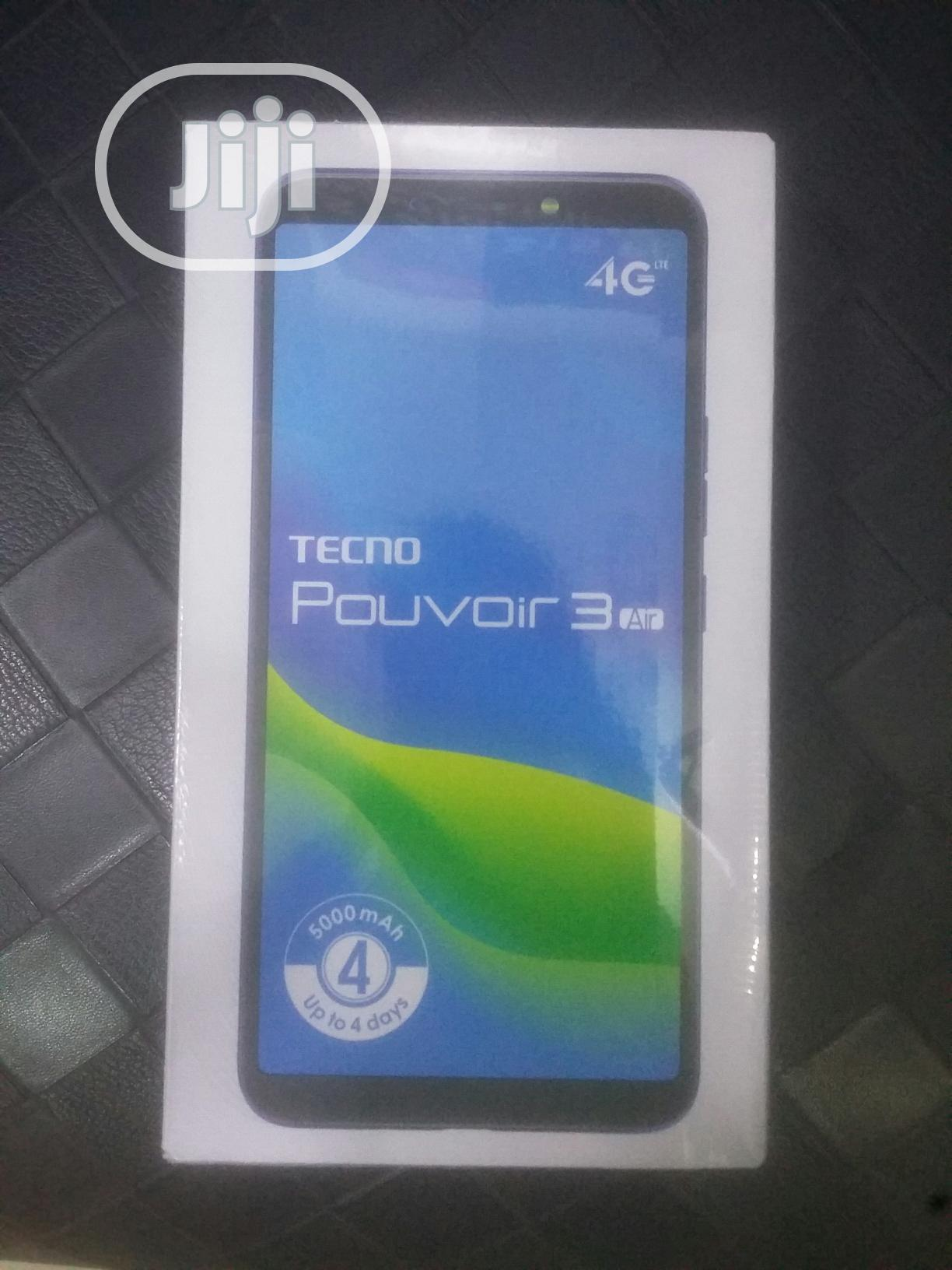 New Tecno Pouvoir 3 32 GB Black