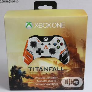 Xbox One Controller TITANFALL | Accessories & Supplies for Electronics for sale in Lagos State, Ikeja