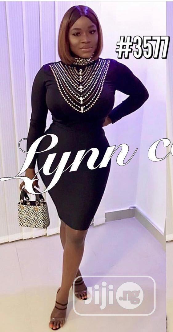 Fashionable and Elegant Dress
